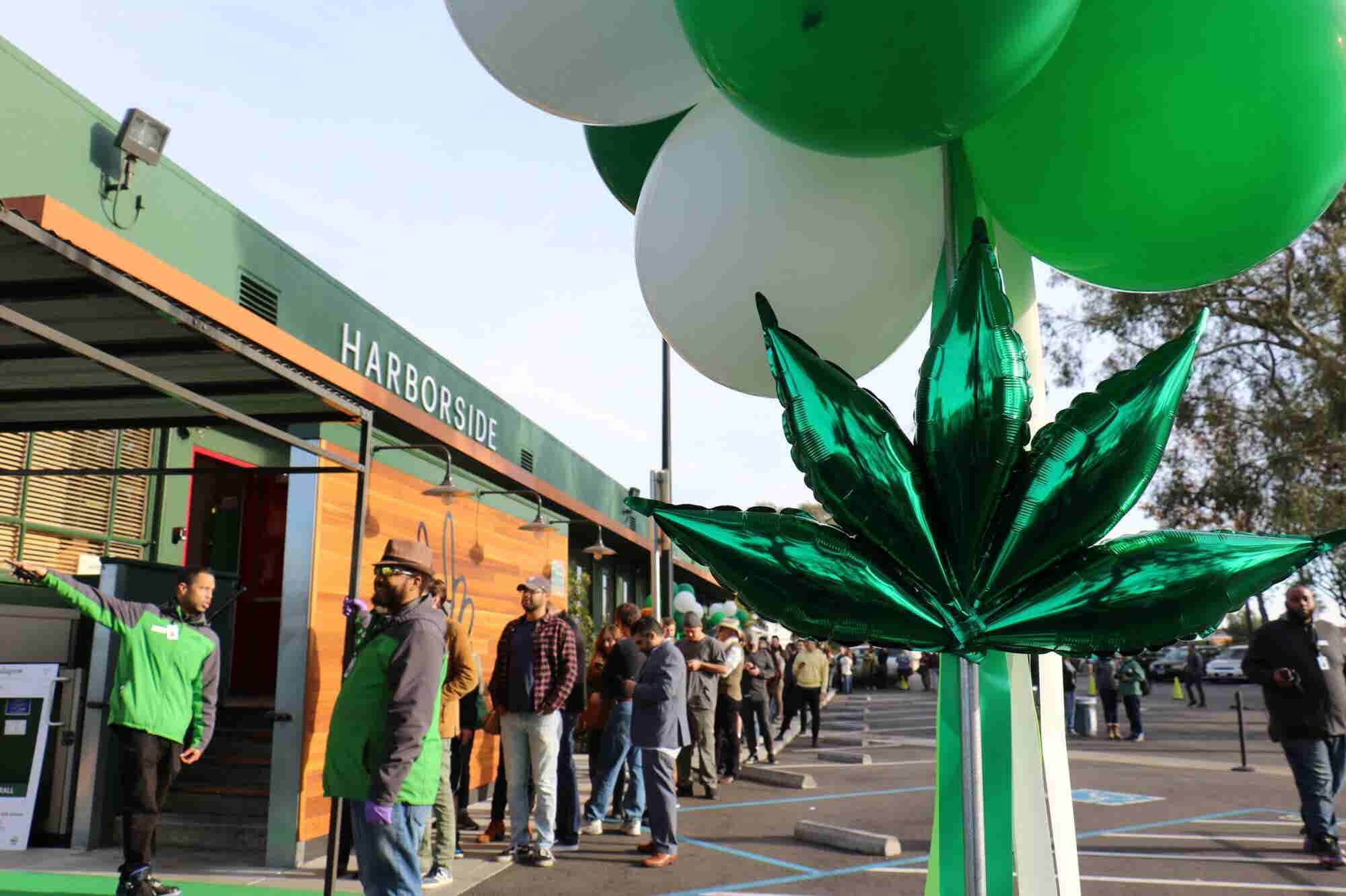 Analysis: Cannabis Shops Linked to Lower Crime, Increased Property Values