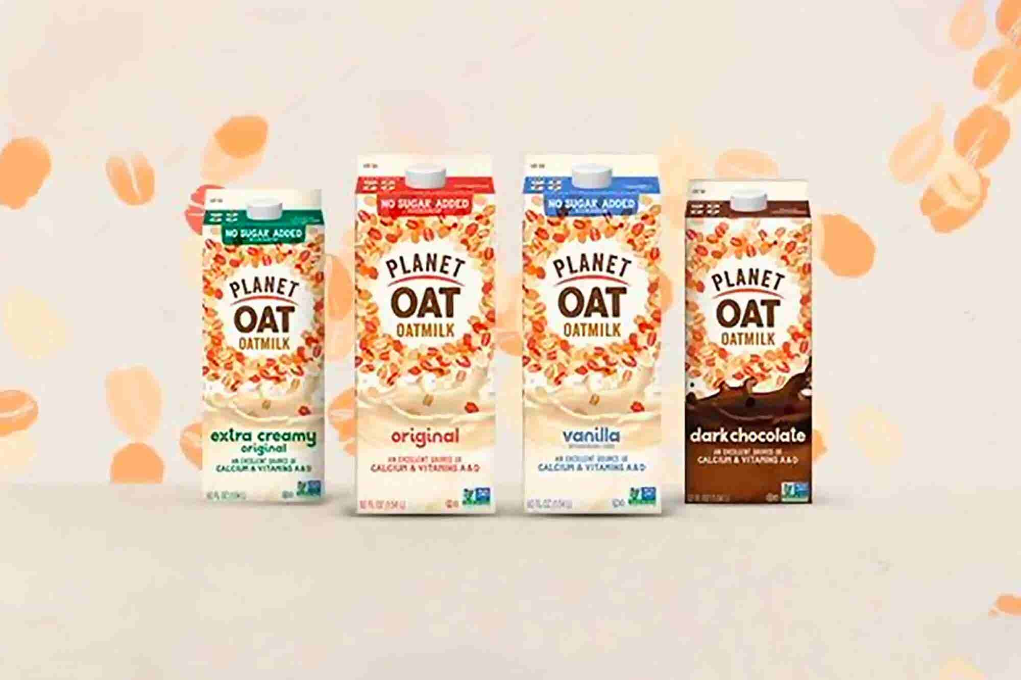 Competition Is Getting Fierce in the White-Hot Oat Milk Space