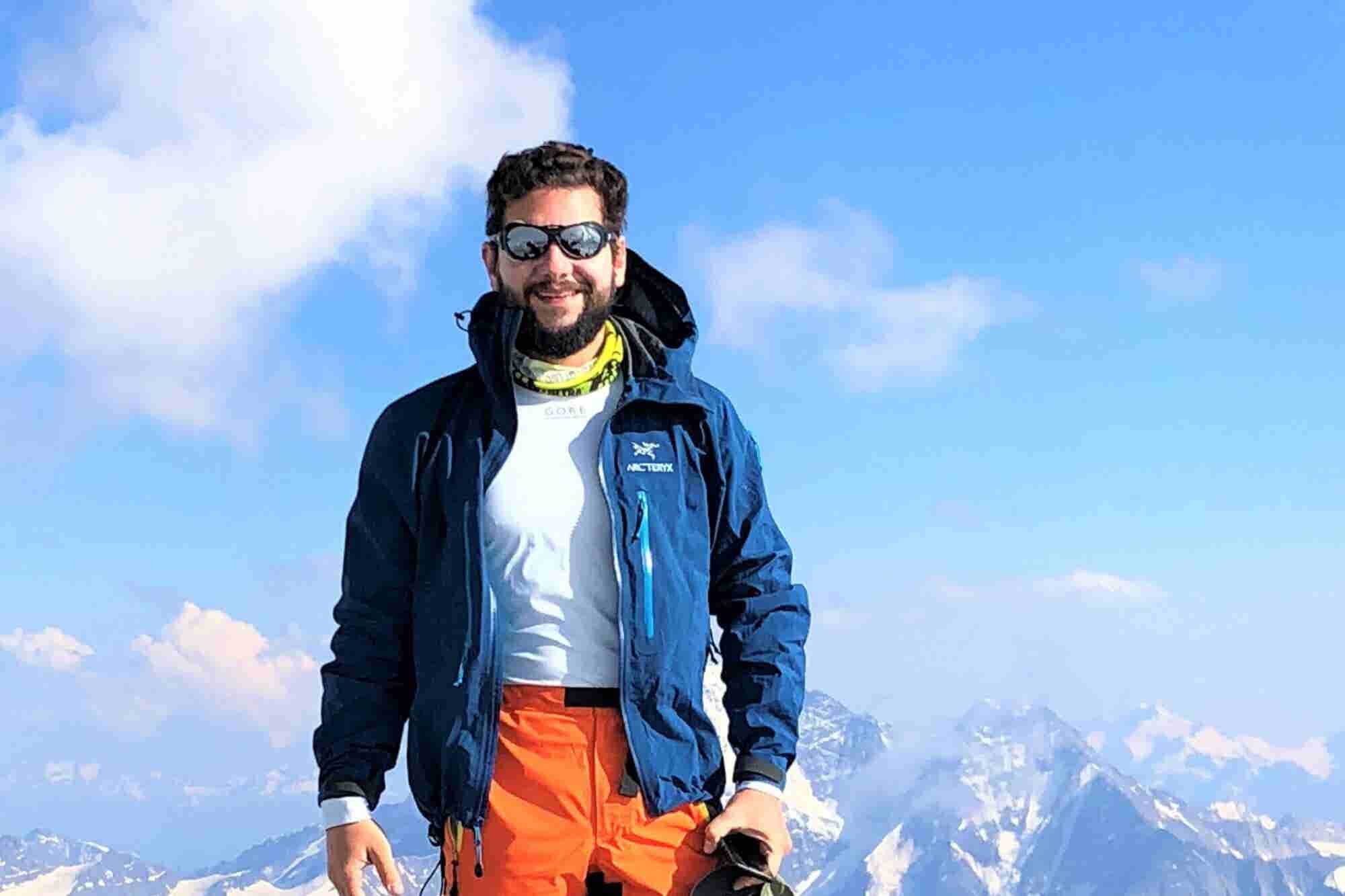 Be Extraordinary: OmniAthletes Co-Founder Dani Afiouni