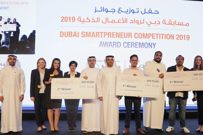 Rising To The Occasion: Meet The Finalists Of Dubai Smartpreneur Competition 4.0