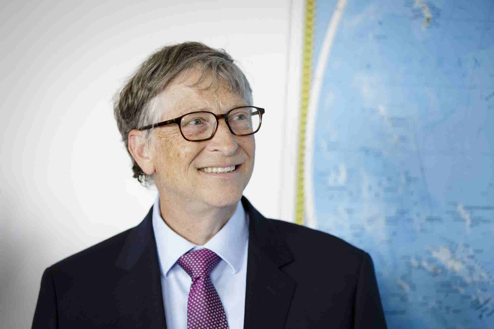 5 Books Bill Gates Says You Should Read This Summer