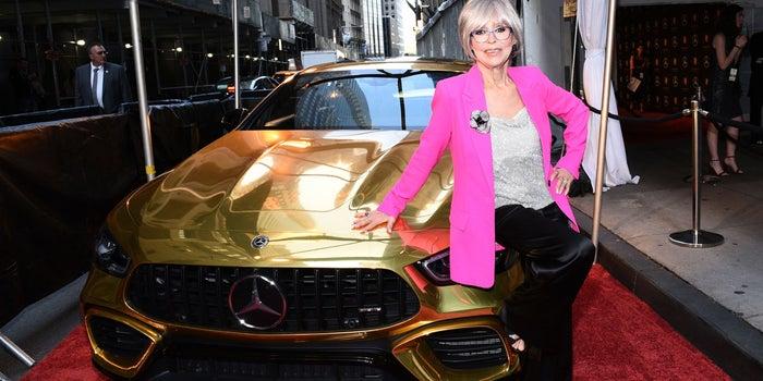 Here's How Rita Moreno's 'Sweatshop Seamstress' Mother Inspired Her Decades of Career Success
