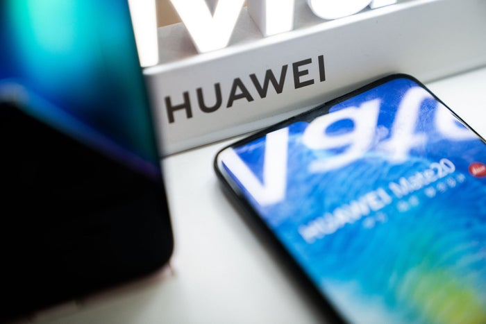 U.S. Blacklisting of Chinese Telecom Giant Huawei Drags Down Technology Stocks