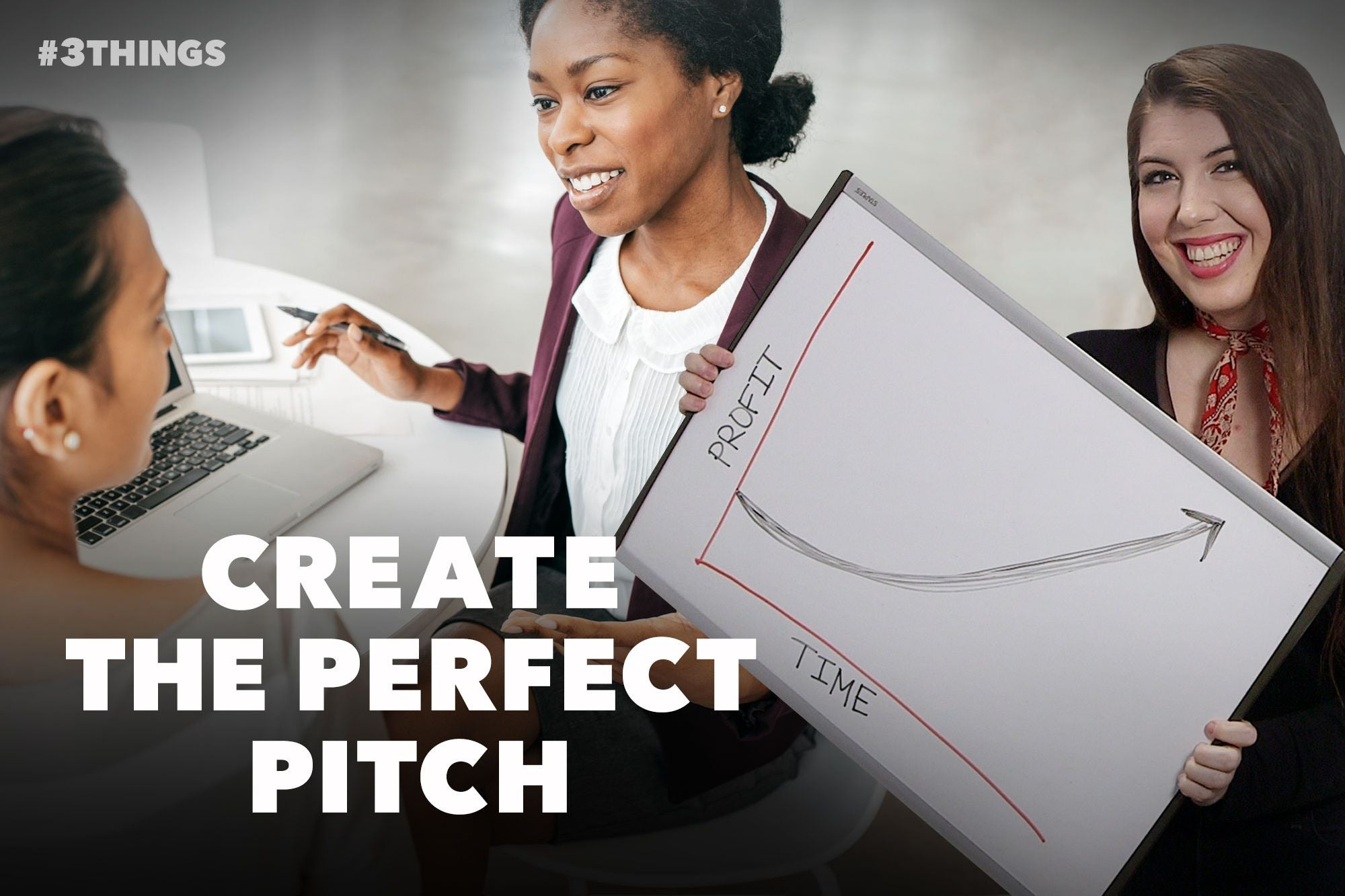 3 Tips for Pitching Investors Your Big Idea (60-Second Video)