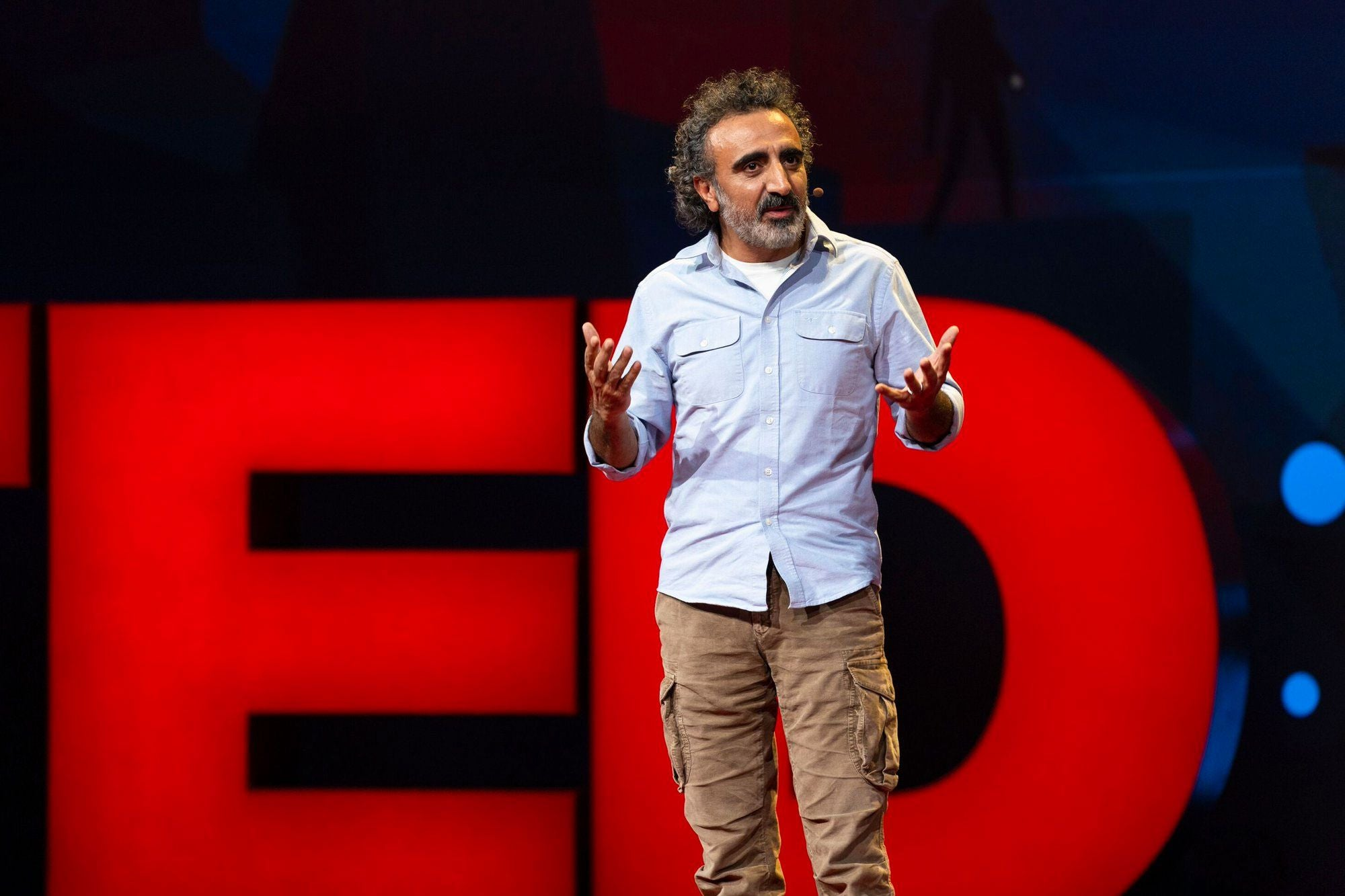 My Top 4 Takeaways From This Year's Annual TED Conference