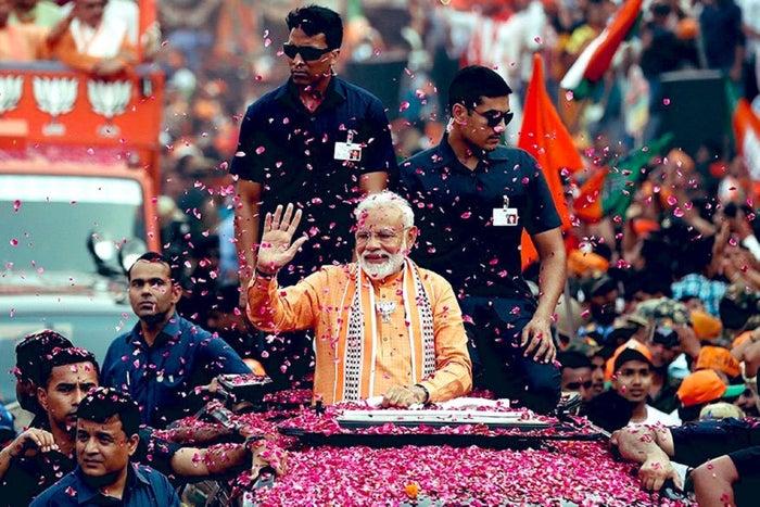 #Verdict2019: Modi Tsunami Has Swept the Nation