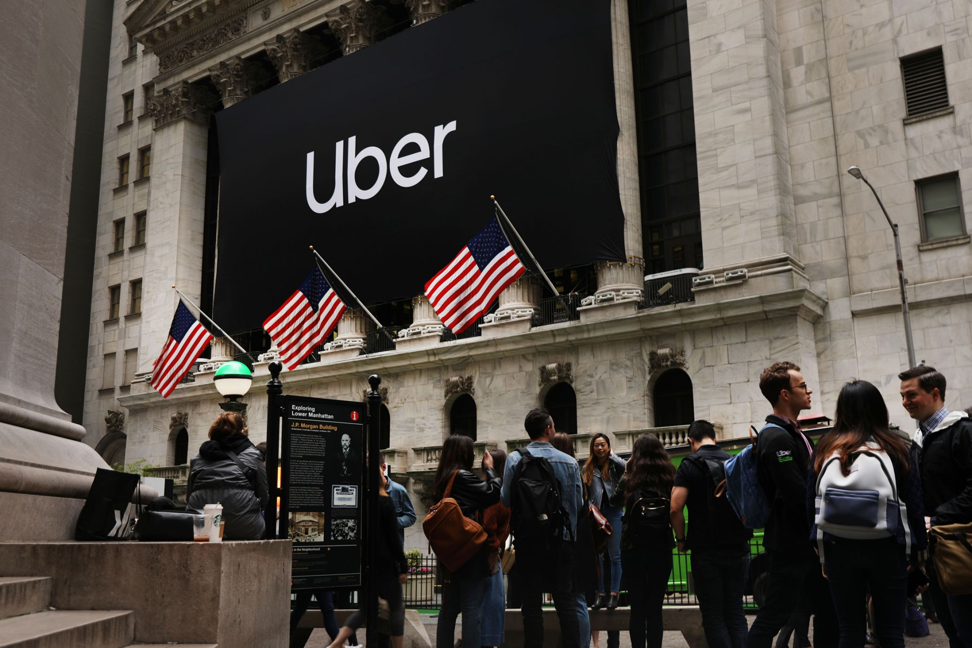 Uber Stock Finally Surpasses Its IPO Price as Stock Market Soars for Second Straight Day