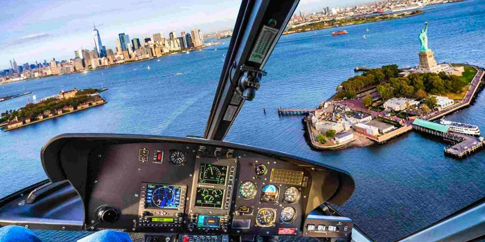 Uber Copter's $200 Flights Launch in NYC on July 9th