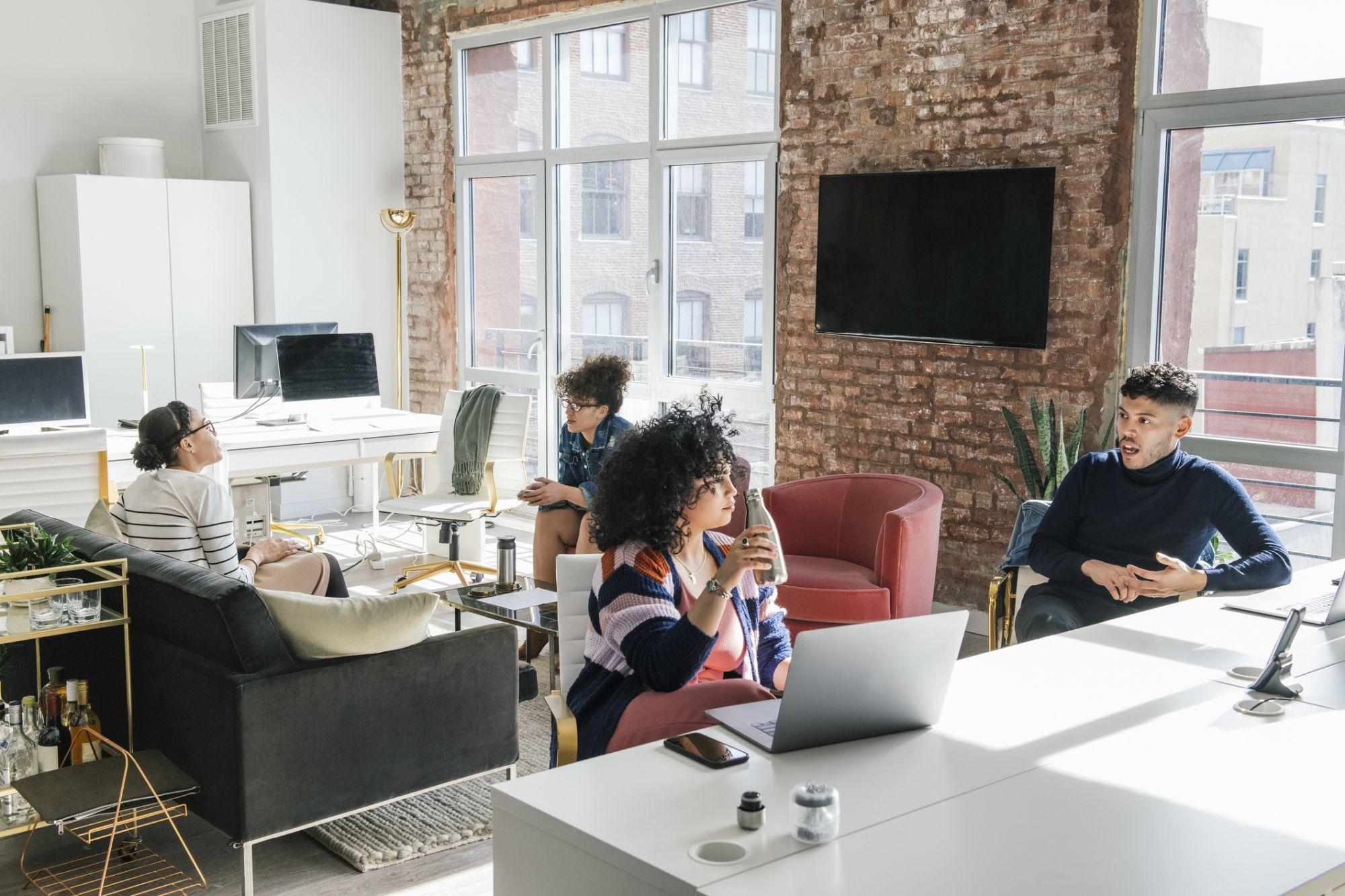 Do You Trust Your Employees? Your Office Might Be Telling Them Otherwise.