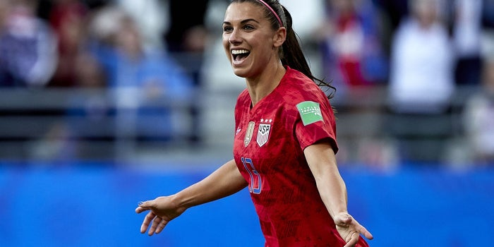 buy popular d478a b5d49 Alex Morgan's Sleep Habits That Set Her Up for Success
