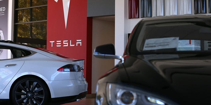 Tesla's June Rebound Hits a Speed Bump
