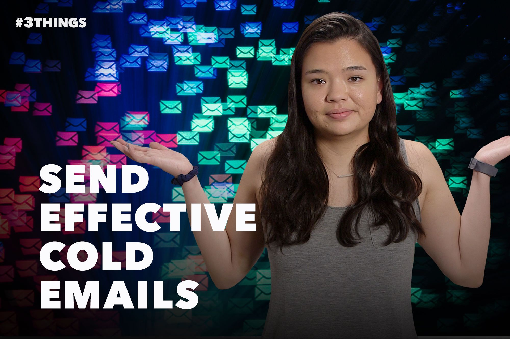 Don't Make These 3 Mistakes When Sending a Cold Email