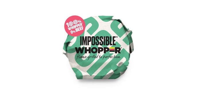 Burger King's New Meat-Free Whopper Is Part of the Solution