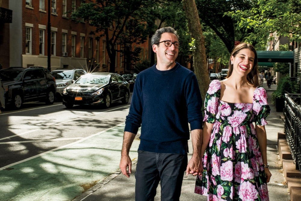 How These Married Entrepreneurs Juggle Two Businesses and Two Kids