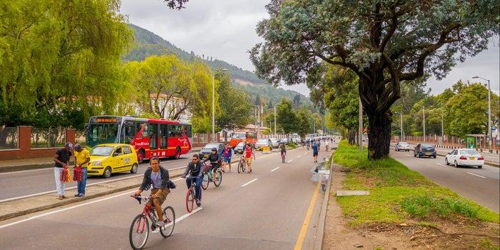 Bogotá tendrá la flota de autobuses eléctricos más grande de América Latina