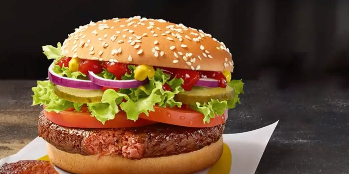 It S Time For Mcdonald S To Offer A Veggie Burger Nationwide