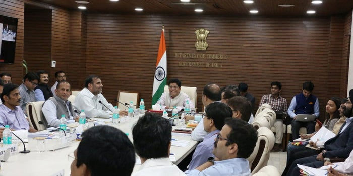 Data Protection Framework Will Strengthen India's Position as a Global Tech Leader, States Commerce & Industry Ministry