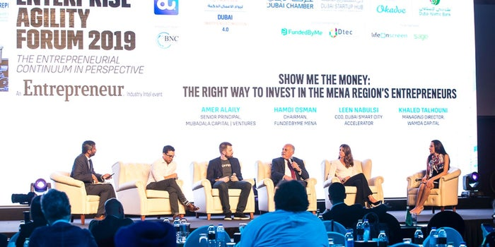 Trep Talk: Top Investors From The MENA Region Share Tips On