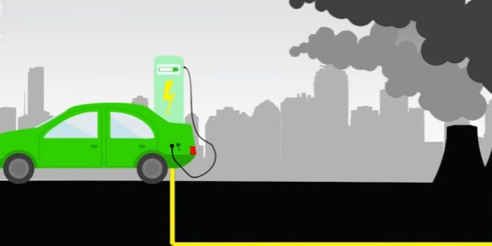 Electric Vehicles don't Love Environment as Much