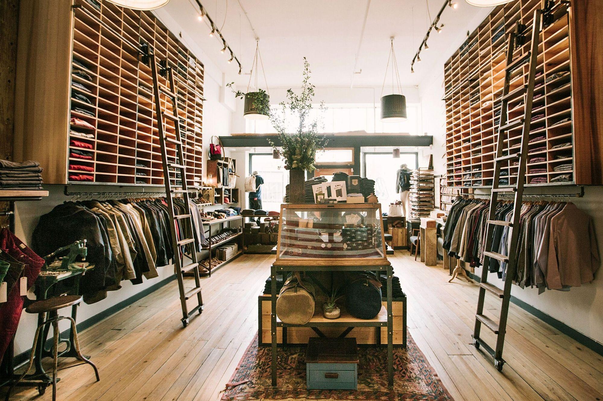 Taylor Stitch Makes Us Rethink Our Wardrobe