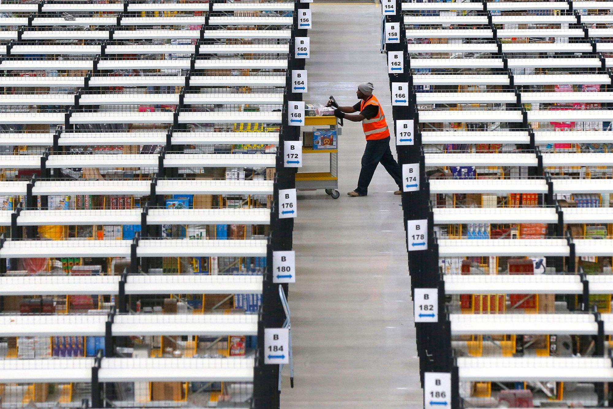Amazon Workers Are Planning a Strike for One of Its Busiest
