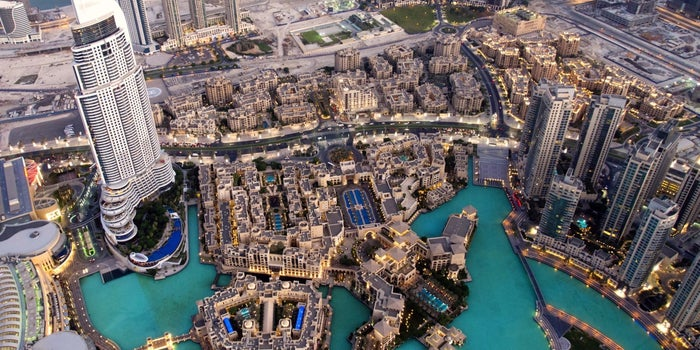 Four Lessons Entrepreneurs Can Take From The City Of Dubai