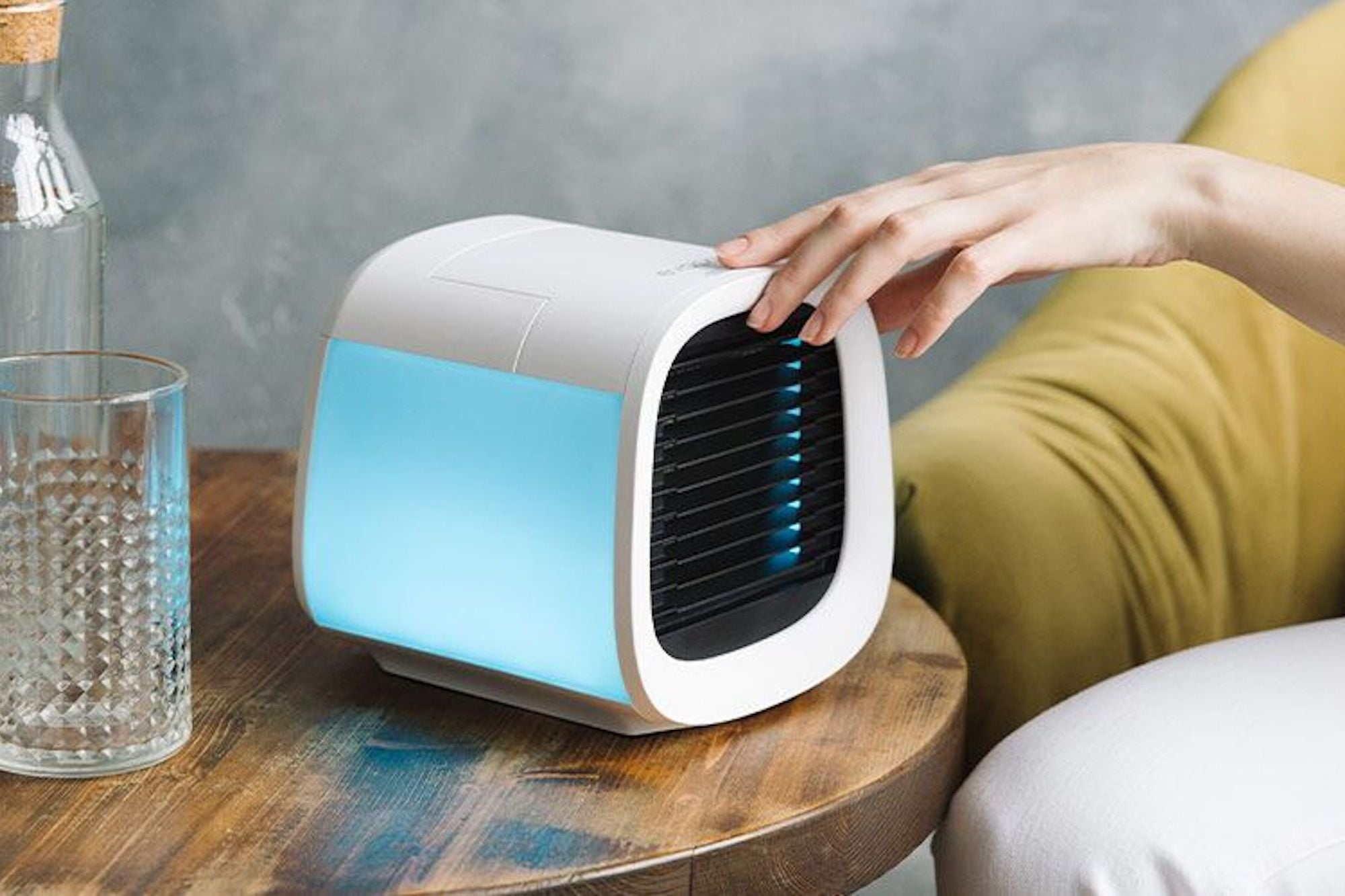 This Portable Air-Conditioner Is the Perfect Desk Companion This Summer