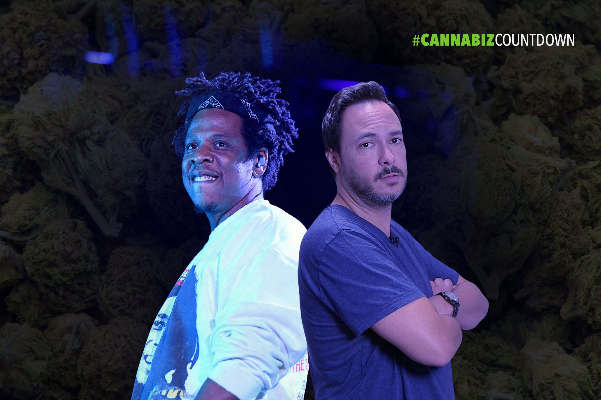 Cannabiz Countdown: Jay-Z Gets Into the Pot Game (60-Second Video)