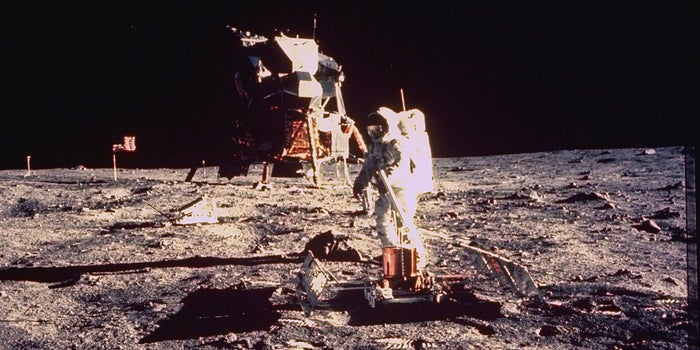 Want to Accomplish Your Own Moonshot? Look to These 'Apollo 11' Lessons