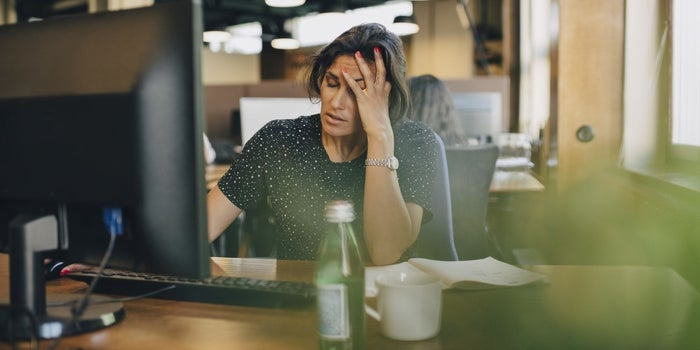 Could Stress Be the Reason You Feel Like Crap?