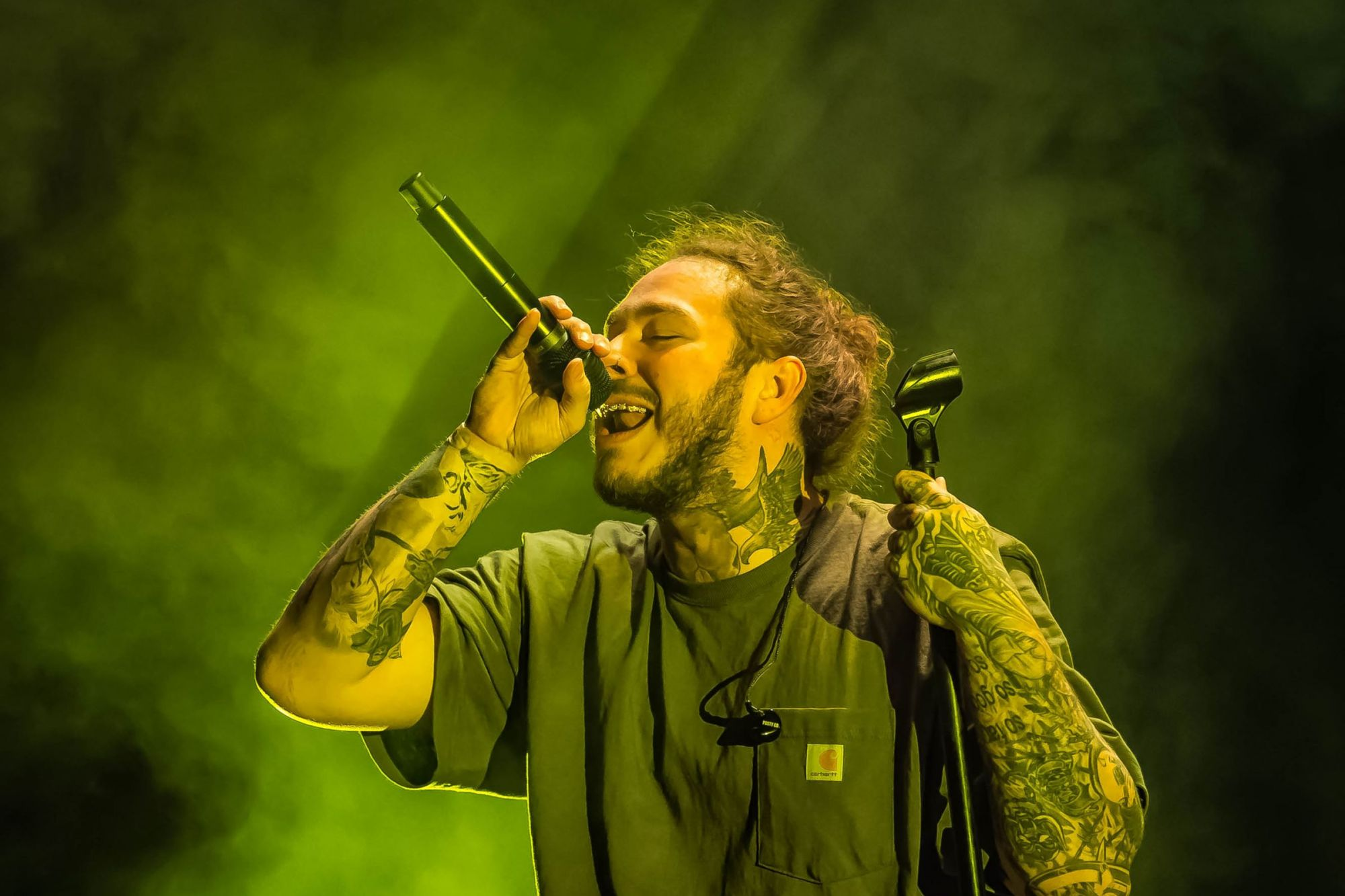 Post Malone Launches Shaboink Hemp Pre-Rolls and Announces Partnership With Icon Farms and Sherbinskis