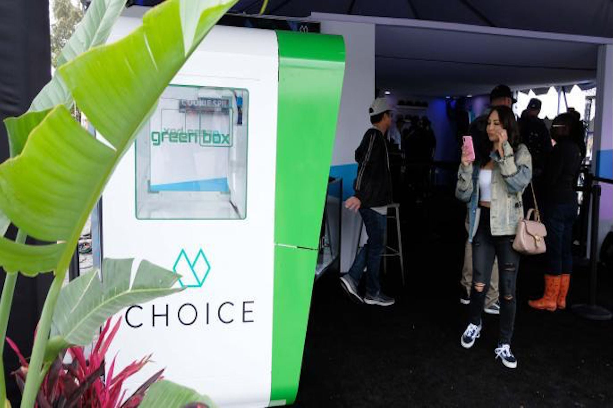Weed-Dispensing Robots Are A Thing