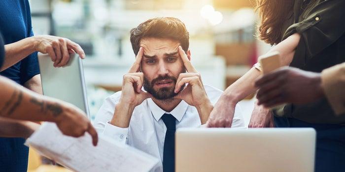 5 Management Tips for Overwhelmed Team Leaders