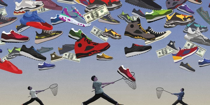 How These Fans Made Millions of Dollars, Starting With Some Collectible Sneakers