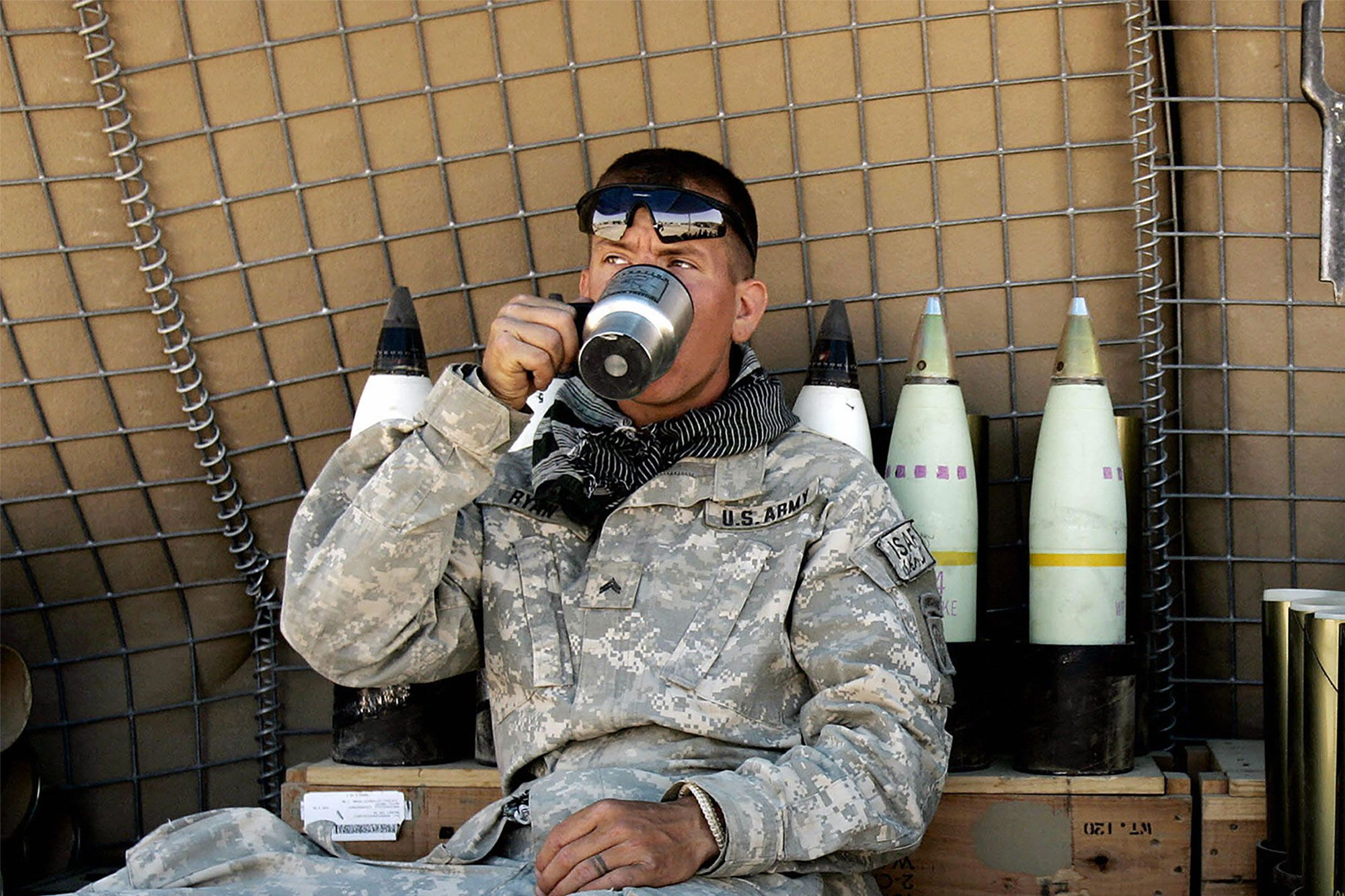 The U.S. Army Has Developed an Algorithm That Tells You Exactly How Much Coffee You Should Drink to Stay Awake