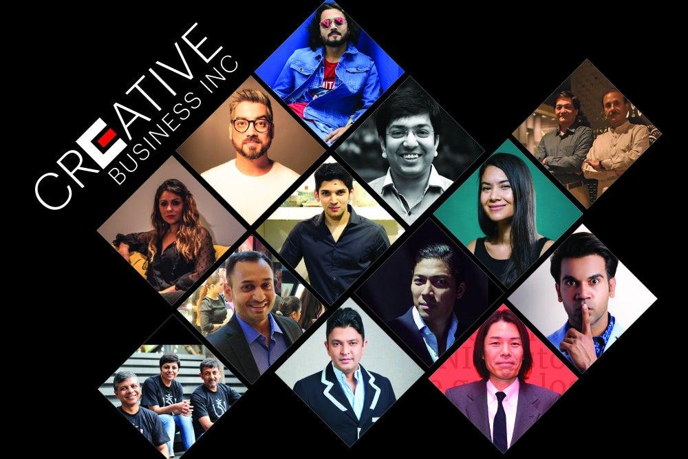 The Creative Route To Entrepreneurship