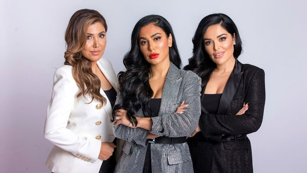 How Huda, Mona, And Alya Kattan Built The Billion-Dollar Huda Beauty Brand Out Of Dubai