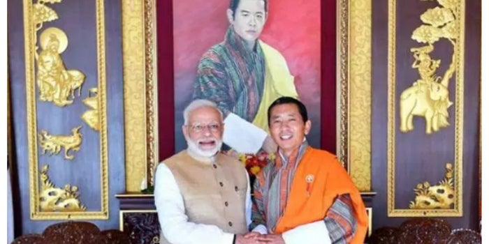 Prime Ministerial 2 Day Visit to Bhutan Begins Today to Forge Ahead the Right Set of Opportunities