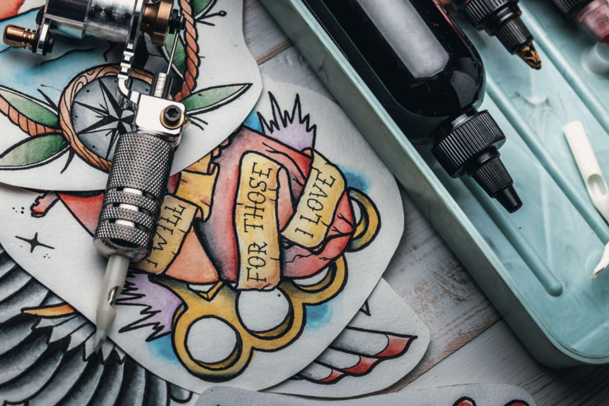 Como Hacer Un Diseño Para Tatuaje modelo de negocio: abre un estudio de tatuajes