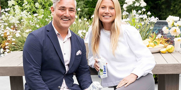 How the Founder of Flow's Vision for a Mindful Bottled Water Company Attracted Supporters Like Gwyneth Paltrow