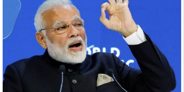 P.M announced setting up Ayush Centres in the country with the target of setting up 4000 centres this year