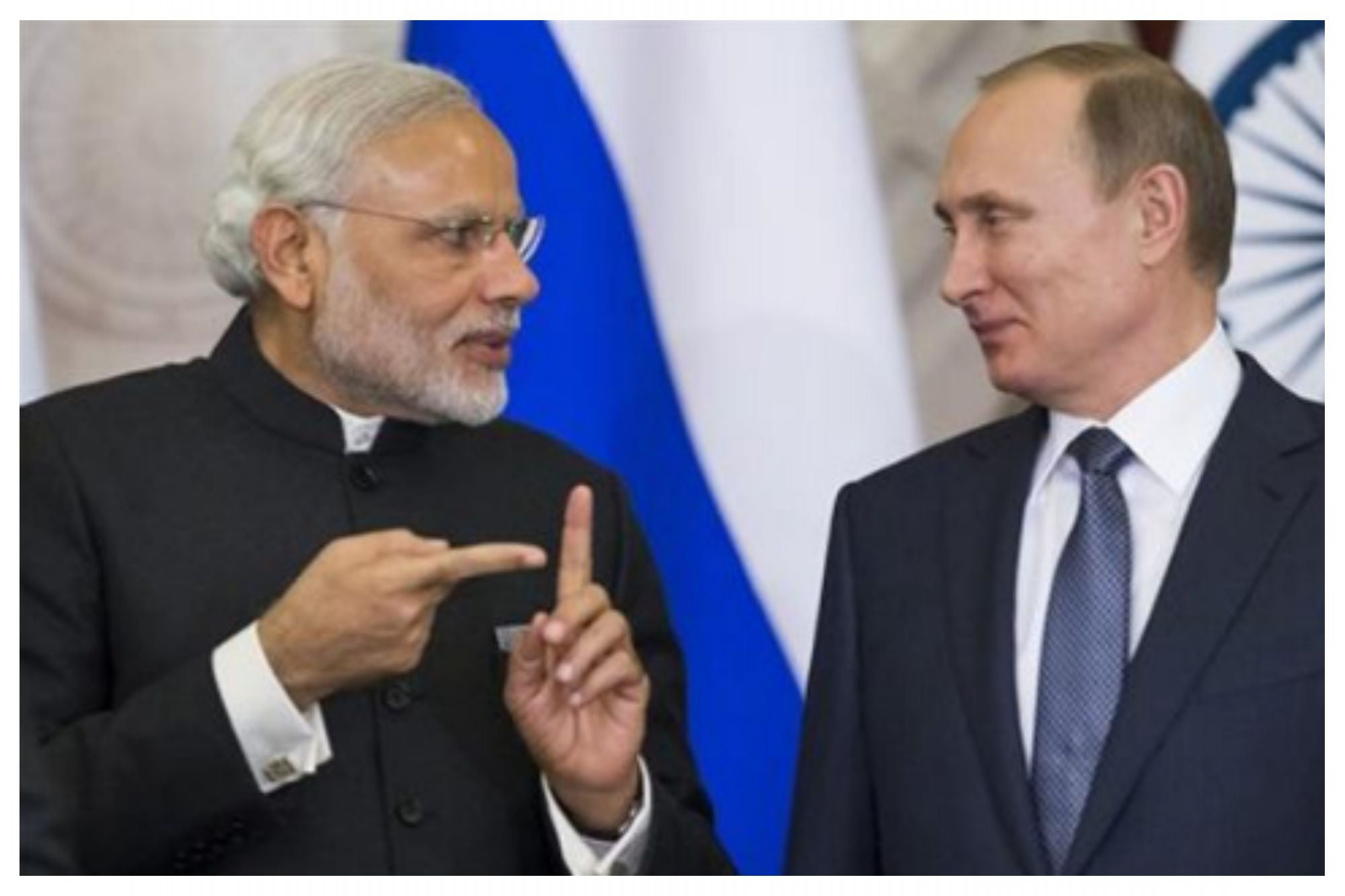 India And Russia Are Seeking To Cut