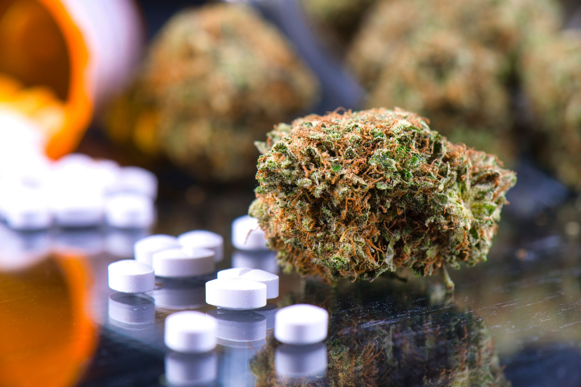 Before Mixing Anti-Depressants and Cannabis, Read This