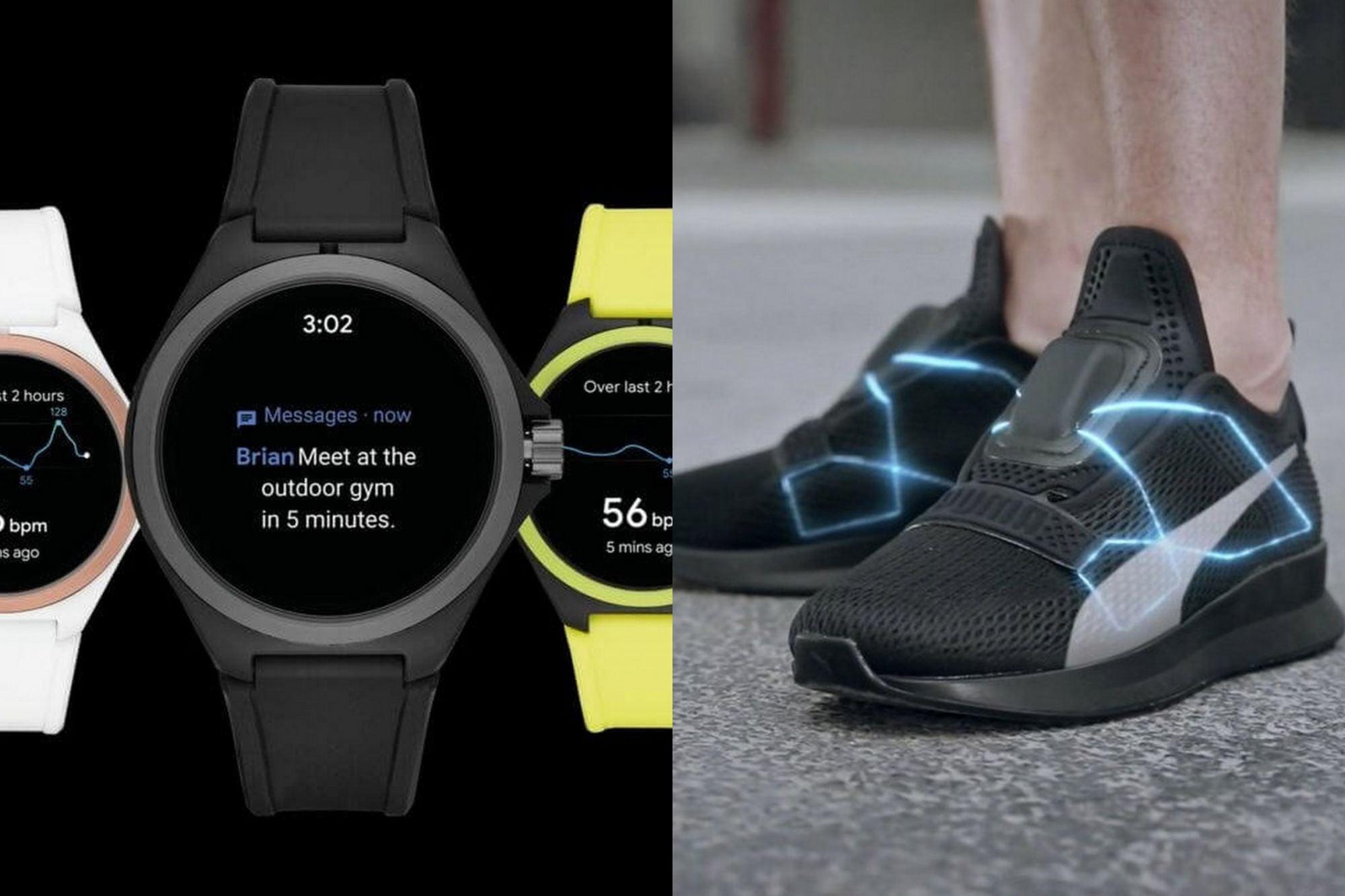 violación hielo eximir  Puma's Self-lacing Shoe & Smartphone Are Must-Haves