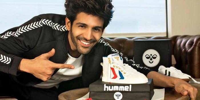 Hummel Hires Local Influencers – Kartik Aaryan & Rakul Preet Singh – as Brand Ambassadors