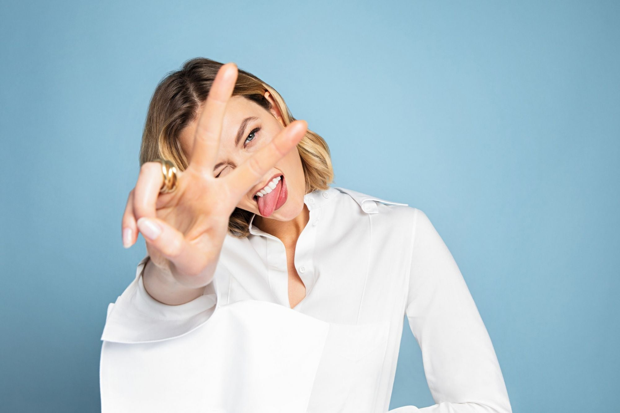 Supermodel Karlie Kloss's Lesson to Young Women: Never Be Afraid to Ask Questions!