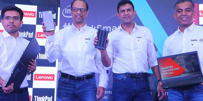 Thinking Smart, Lenovo Forays into Commercial IoT & Security Solutions