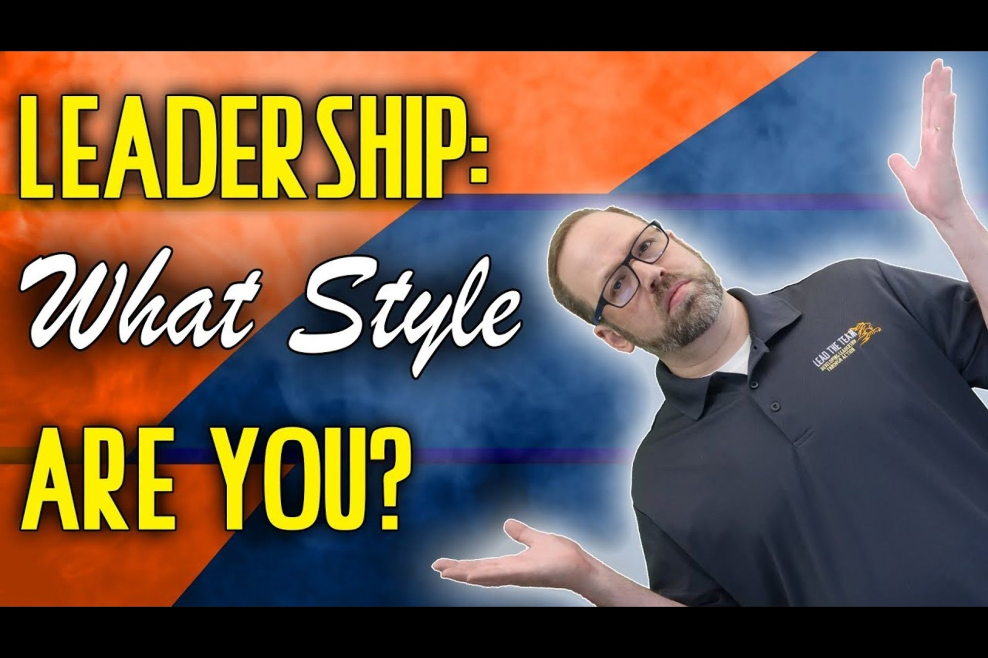 Which of These 4 Leadership Styles Best Describes You?