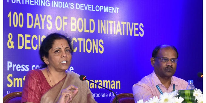 Reasons that triggered Finance Minister to make an announcement related to the banks' 'Loan Melas'