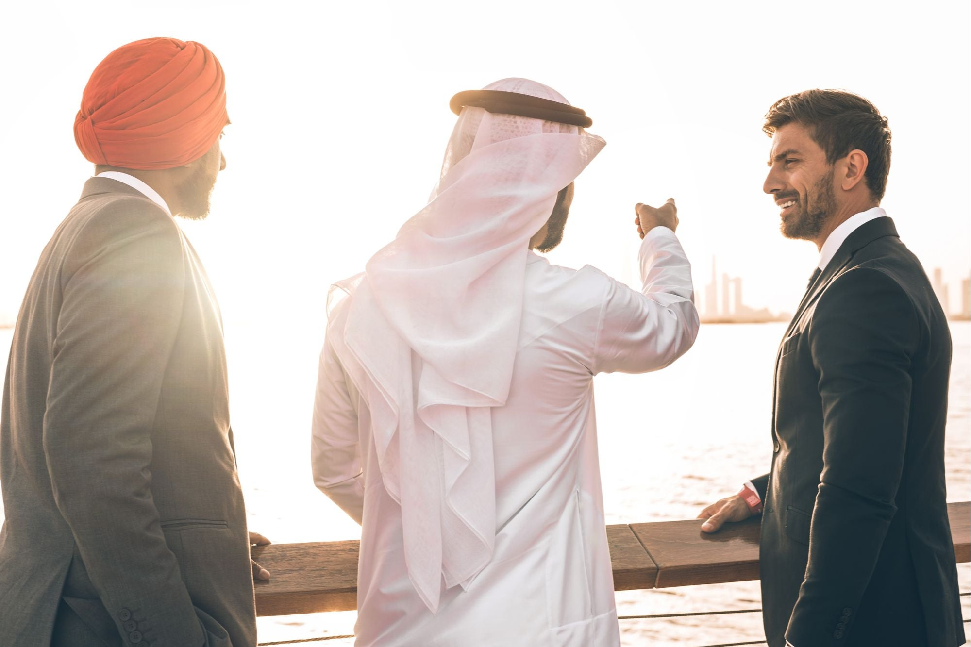 The Changing Face Of Business In The Middle East
